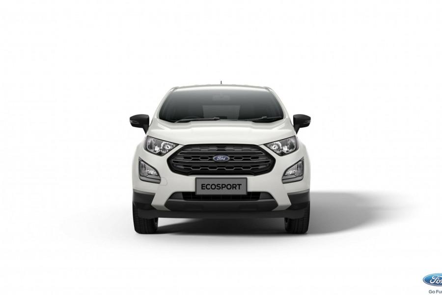 New 2018 Ford Ecosport Ambiente Gold Coast Prtm Sunshine Ford