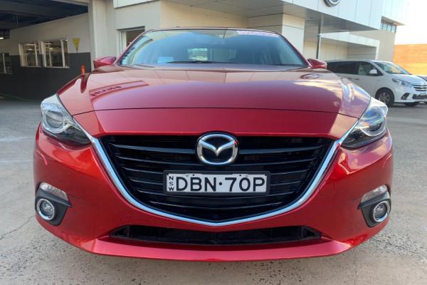 2015 Mazda 3 BM Series SP25 GT Sedan Sedan