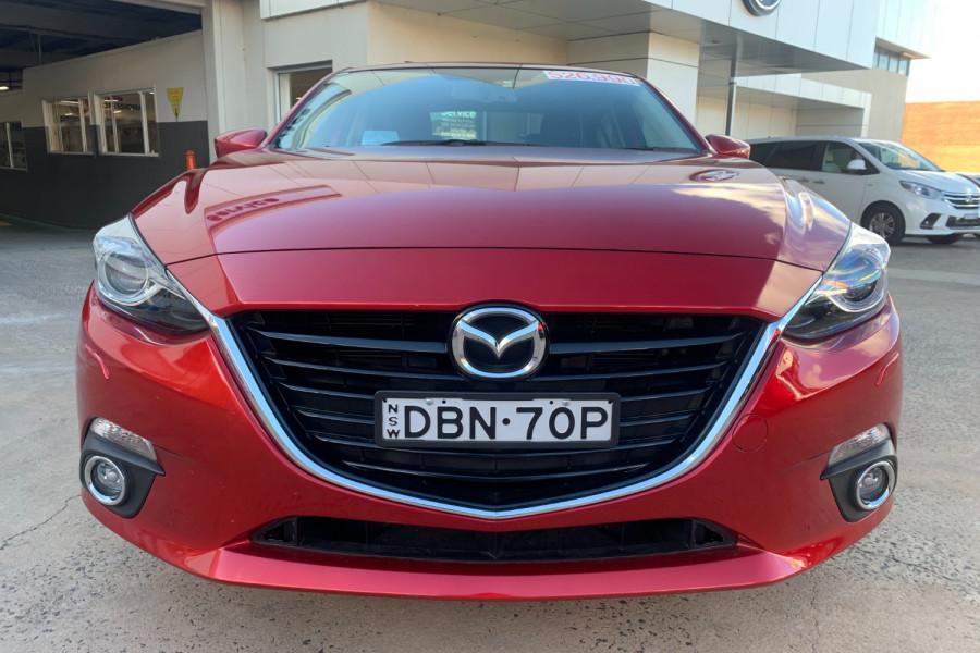 2015 Mazda 3 BM Series SP25 GT Sedan Sedan Image 2