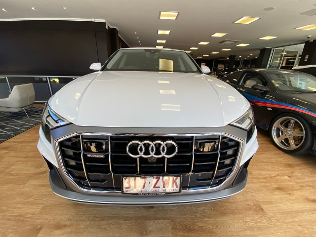 2019 Audi Q8 4M MY19 55 TFSI Suv Image 2