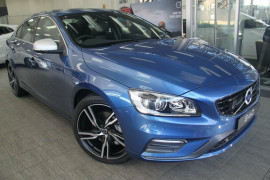 Volvo S60 T6 R-Design F Series