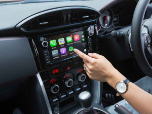 Apple CarPlay and Android Auto connectivity  Image