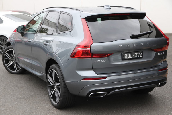 2019 Volvo XC60 (No Series) MY20 D5 R-Design Suv