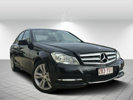 Mercedes-Benz C200 BlueEFFICIENCY 7G-Tronic + W204 MY11