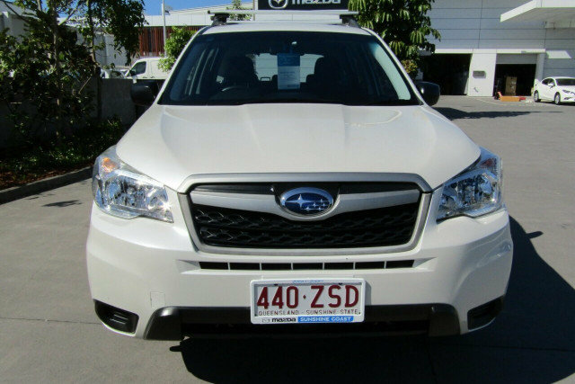 2013 MY14 Subaru Forester S4 MY14 2.5i Lineartronic AWD Suv Image 2