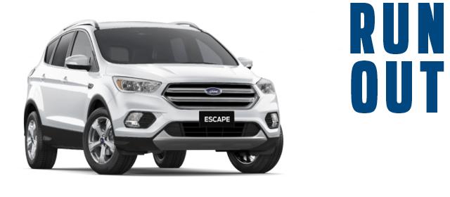 MY18 Escape Trend Petrol FWD Auto