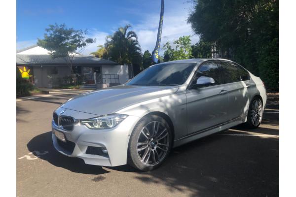2017 BMW 3 Series F30 LCI 330i M Sport Sedan Image 5