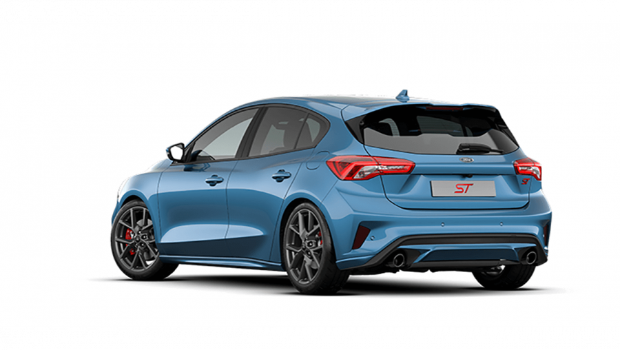 2020 MY20.25 Ford Focus SA ST Hatch Image 5