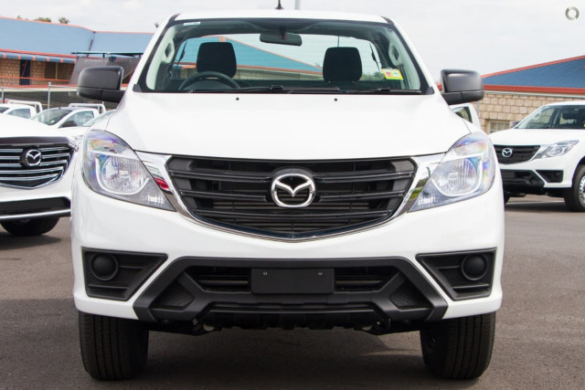 2019 Mazda BT-50 UR 4x2 2.2L Single Cab Chassis XT Cab chassis Image 2