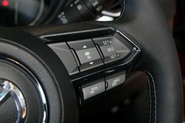 2020 Mazda CX-8 KG Asaki Suv Mobile Image 7
