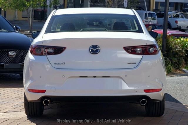 2020 Mazda 3 BP G25 GT Sedan Sedan Image 5