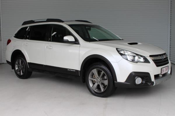 Subaru Outback 2.0D B5A MY14