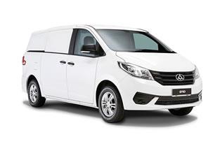 G10 Petrol Van