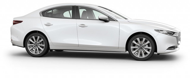 2021 MY20 Mazda 3 BP G25 GT Sedan Sedan Mobile Image 9