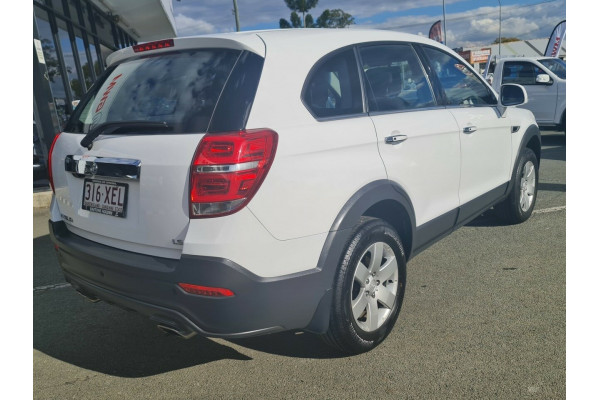 2017 Holden Captiva CG MY17 LS 2WD Suv Image 5