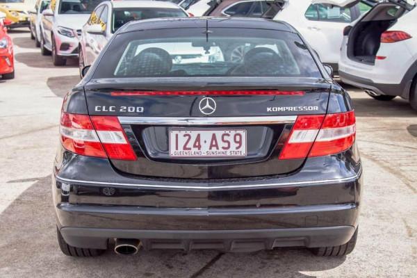 2009 Mercedes-Benz CLC200 Kompressor 203 Coupe Image 4