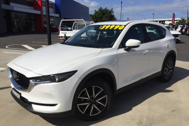 2017 Mazda CX-5 KF Akera Awd wagon