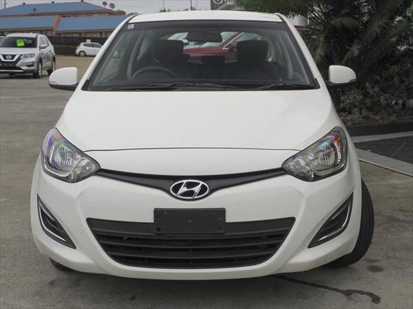2014 Hyundai I20 PB MY14 Active Hatchback image 8