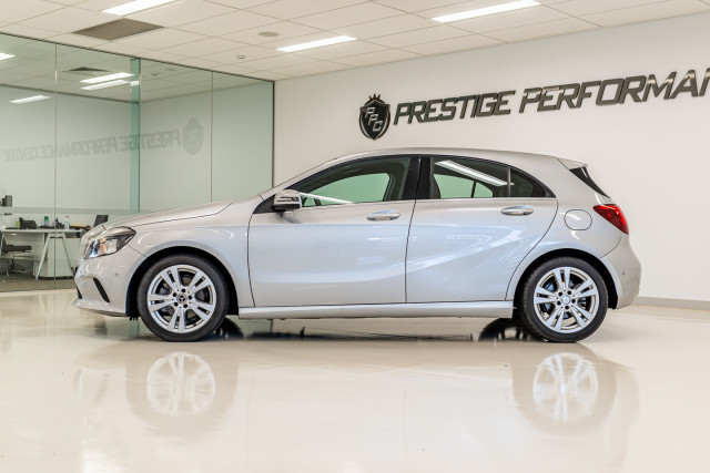 2018 MY58 Mercedes-Benz A-class W176 808+ A180 Hatchback Image 7