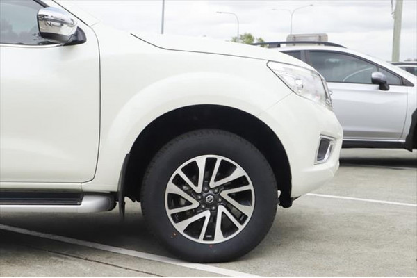 2017 Nissan Navara D23 ST-X 4X4 Dual Cab Pickup Utility Image 5