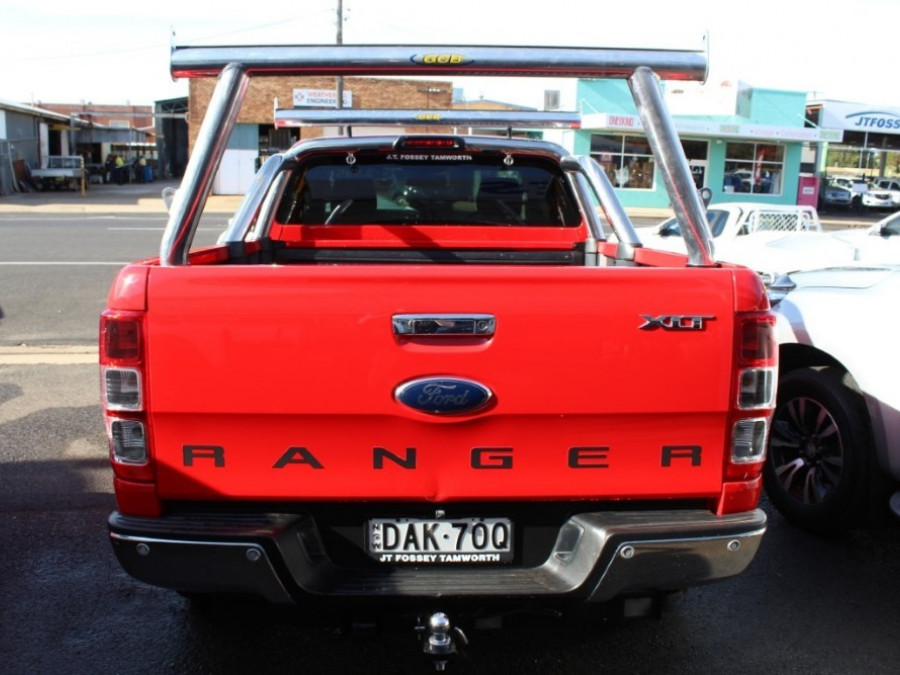 2015 Ford Ranger PX XLT Utility - extended cab