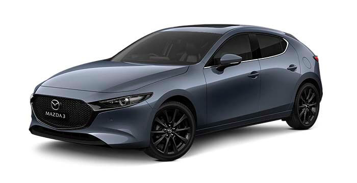 2019 Mazda 3 BP G25 Astina Hatch Hatchback
