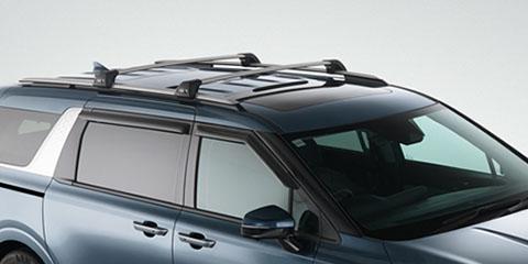 Roof Rack Set - Stealth Bar