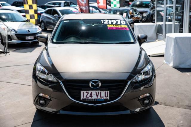 2015 Mazda 3 BM5438 SP25 Hatchback Image 3