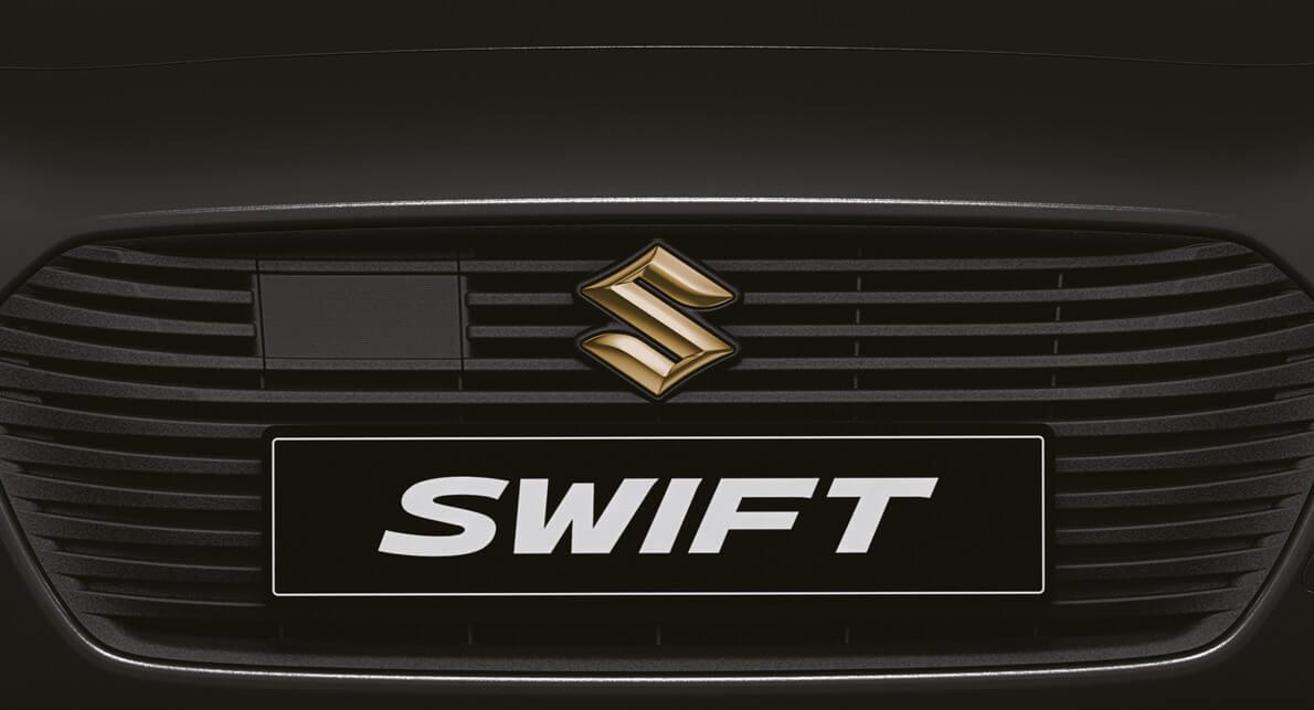 Gold Emblem - Front