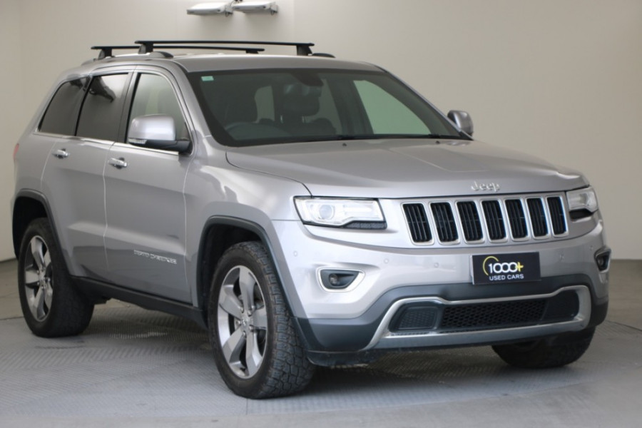 2014 MY15 Jeep Grand Cherokee WK Limited Suv