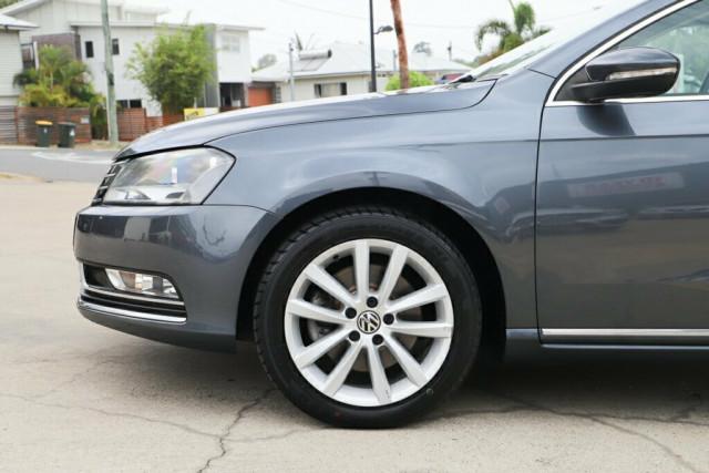 2010 MY10.5 Volkswagen Passat Type 3C MY10.5 125TDI DSG Highline Wagon Image 5