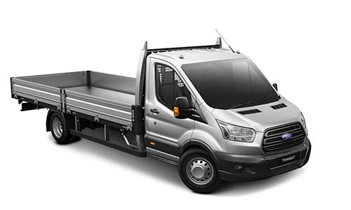 2018 MY18.75 Ford Transit VO 470E Single Chassis Cab Cab chassis
