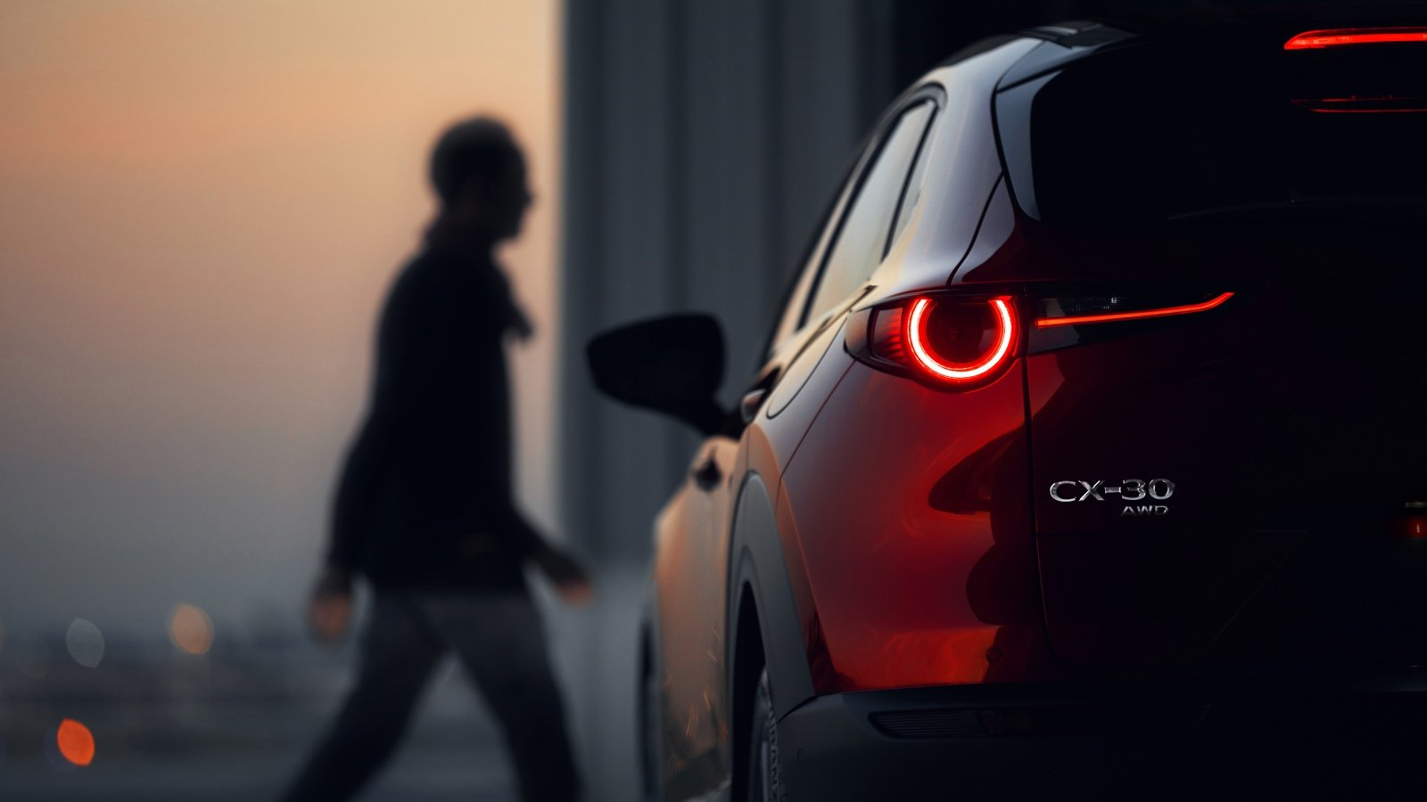 CX-30 Human-centric technology