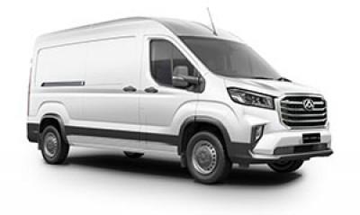 New LDV Deliver 9