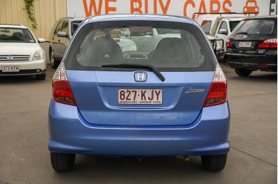 2007 Honda Jazz GD GLi Hatchback Image 5