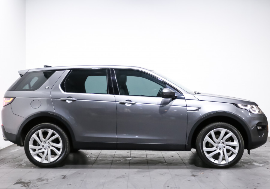 2017 Land Rover Discovery Sport Land Rover Discovery Sport Td4 150 Hse 7 Seat Auto Sport Td4 150 Hse 7 Seat Suv