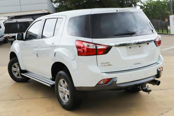 2015 Isuzu Ute MU-X MY15 LS-M Rev-Tronic 4x2 Wagon
