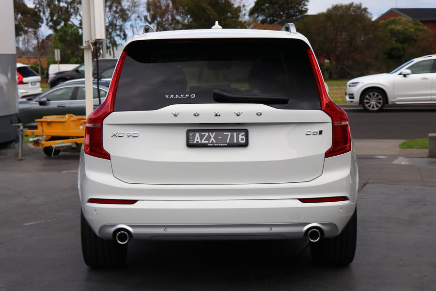 2019 Volvo XC90 L Series D5 Momentum Suv Mobile Image 4