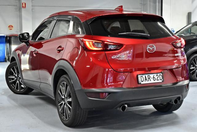 2015 Mazda CX-3 DK4W7A sTouring Suv Image 2