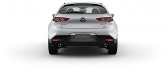 2021 Mazda 3 BP G25 Evolve Hatchback image 15