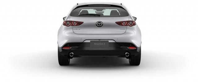 2021 Mazda 3 BP G25 Evolve Hatchback Mobile Image 15