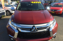 2018 Mitsubishi Pajero Sport QE Exceed Awd 7 st wagon Image 2