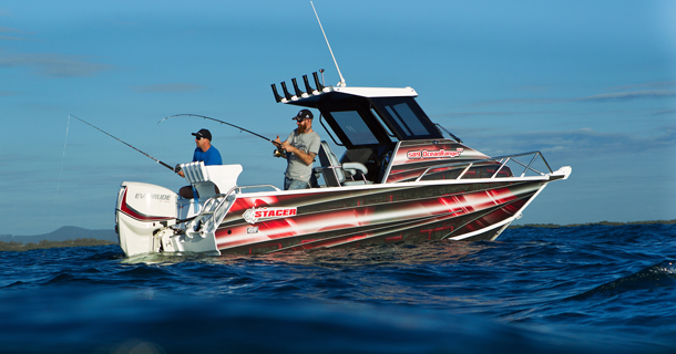589 Ocean Ranger HT Features