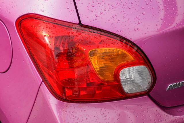 2014 Mitsubishi Mirage LA MY14 LS Hatchback Image 16