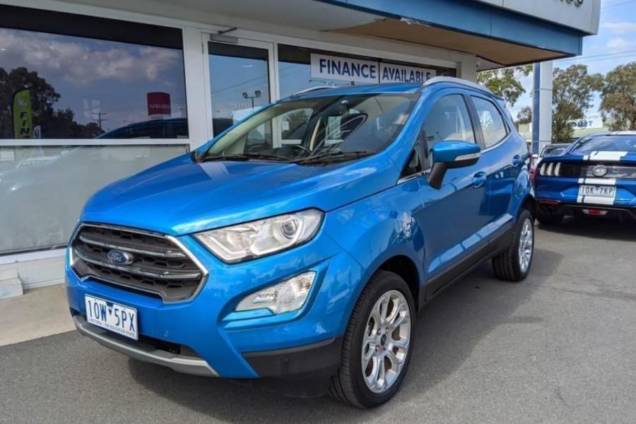 2019 MY20.00 Ford EcoSport BL 2020.00MY TITANIUM Suv