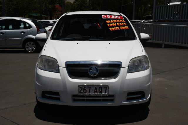 2007 Holden Barina TK MY07 Sedan Image 5