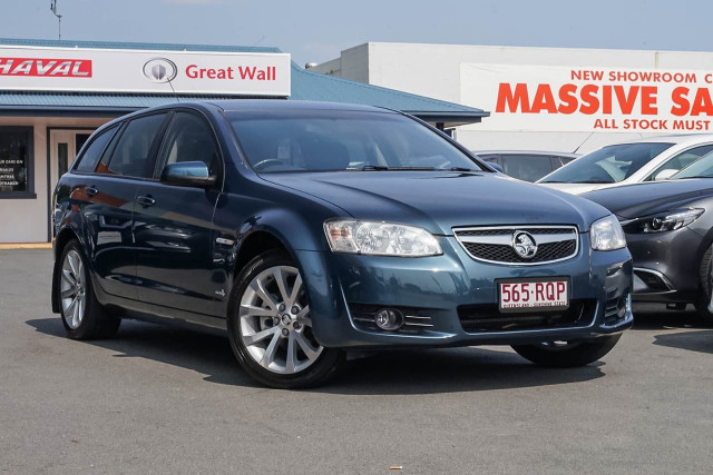 2011 Holden Berlina VE Series II MY12 Wagon