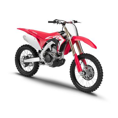 New Honda 2019 CRF250R