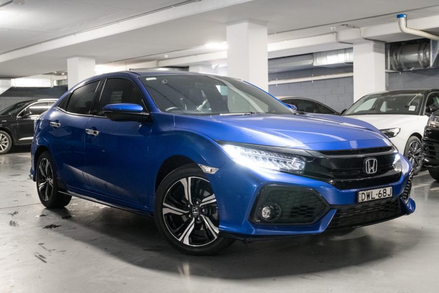 2018 Honda Civic RS