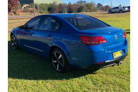 2014 Holden Commodore VF MY14 EVOKE Sedan Image 5
